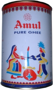 amul cow ghee dieting