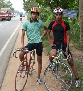 cycling at gym to lose weight