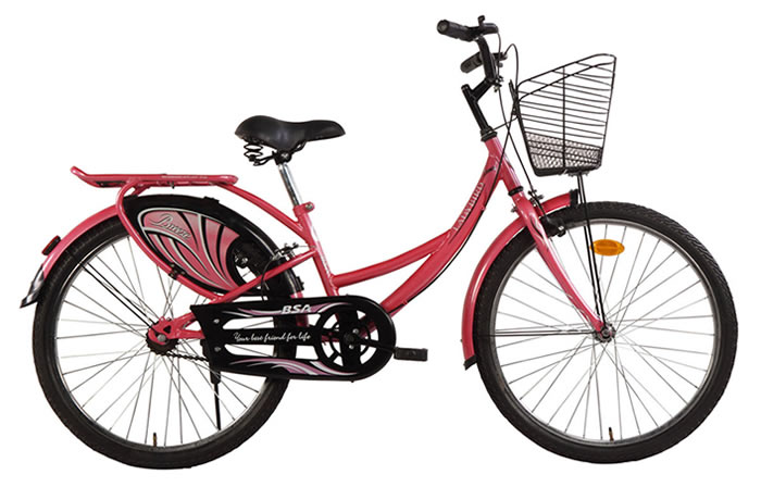 330cb074254 BSA Hercules cycles for Ladies for exercise, fitness and belly fat ...