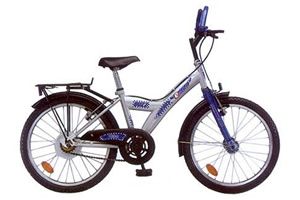 Hero Buzz Kids bicycle India