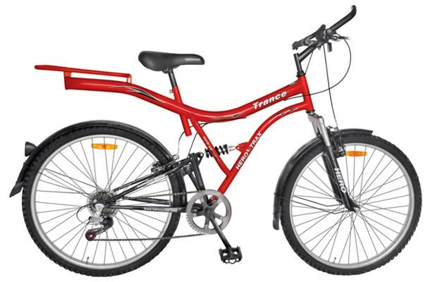 Hero Trax Advanta Edge Image Model Bicycles For Fitness