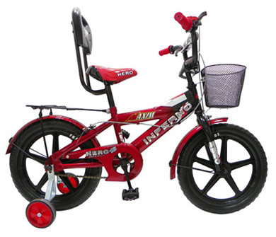 hero kids bicycle Inferno 16 T