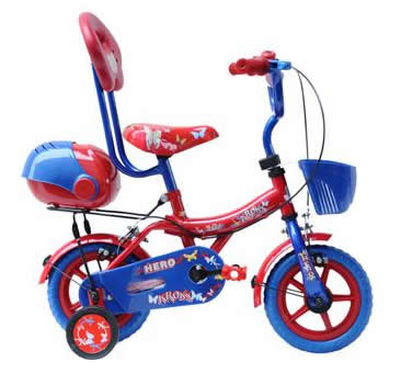 Hero kids bicycle Krokx 10 T