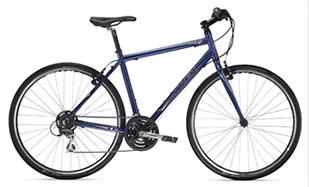 trek city bike weight loss